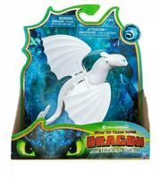 The Hidden World Spin Master Light Fury How To Train Your Dragon - BRAND NEW!