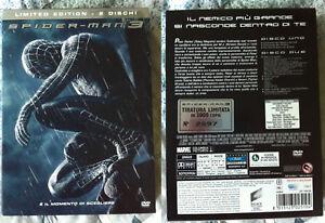 Spider-Man 3 - Limited Edition (2 DVD)