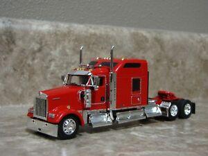 DCP 1/64 Red Kenworth Semi Truck Farm Toy