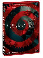 SPIRAL: L'EREDITA' DI SAW  DVD HORROR