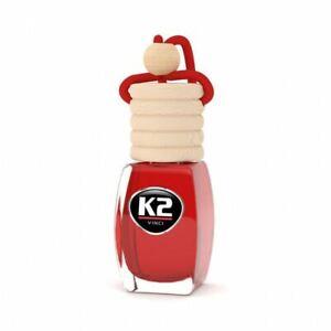K2 VENTO Air freshener V401 8ml x3 Strawberry