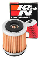 KN-143 K&N OIL FILTER; POWERSPORTS (KN Powersports Oil Filters)