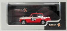 Véhicules miniatures rouge sous boîte fermée pour Triumph