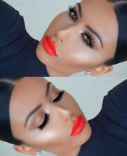 Chanel Rouge Coco Lipstick 414 SARI DORE Hydrating Luxe Orange Peach Gift Makeup