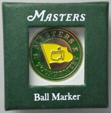 2014 Masters Golf Ball Mark Marker From Augusta ()