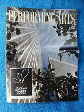The Will Rogers Follies - Pantages Playbill - July 1993 - Keith Carradine
