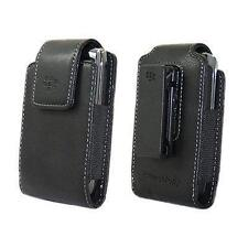 BlackBerry Leather Mobile Phone Cases & Covers with Clip