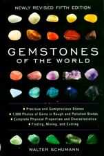 World Gemstones Identify Over 100 w/1500+ Color Pix - Test Genuine or Synthetic