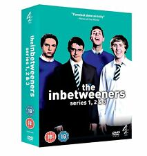 The Inbetweeners - Series 1-3 - Complete (DVD Box Set)
