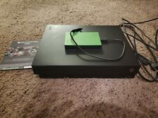 Xbox One X 1TB Console Extra 1TB External Hard Drive And Three Month Gamepass...