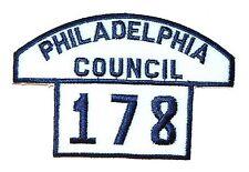 Sea Scouts BSA / Explorers - Vintage Philadelphia Council B/W 1987/2000 - New