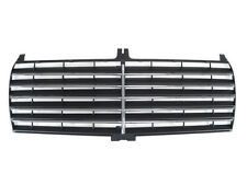 S600-Style Black Grille Grill w/ Chrome Trim For 1986-1993 Mercedes Benz W201