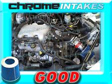 RED BLUE 1999 2000 2001 2002-2005 BUICK CENTURY 3.1 3.1L V6 AIR INTAKE KIT
