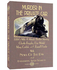 Murder In The Private Car (1934) A Fun Mystery On DVD