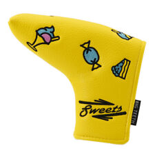 Golf Golf Blade Putter Cover for TaylorMade Ghost Tour Callaway Ping Magnetic