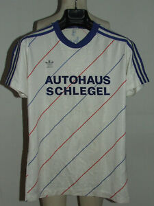 Soccer Jersey Vintage adidas Made IN West Germany N°3 (392) Size 5/6