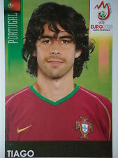 Panini 114 Tiago Portugal UEFA Euro 2008 Austria - Switzerland