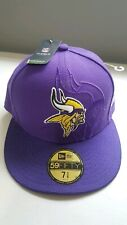 MINNESOTA VIKINGS New Era 59Fifty NFL Onfield Sideline Hat Cap 7 3 8 Fitted 3843dc3a2440