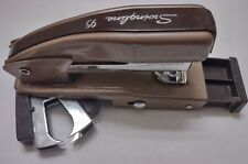 Vintage Swingline Stapler No 95 Mid Century Staple Remover Attached Tan