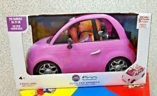 Auto Fiat 500 Rosa per bambole da cm 29 +4 anni Grandi Giochi