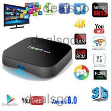T95R Pro Android 6.0 TV Box Octa Core 2GB DDR3+16GB WiFi HD Set Top Box 1000M