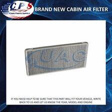 Cabin Air Filter Fits BMW X5 2005-2006 UAC FI 1115C