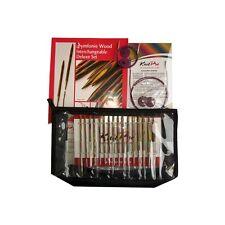 Knit Pro Symfonie Wood Interchangeable Circular Deluxe Set Knit Pro