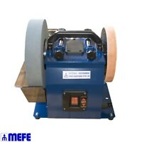 Wet Stone Knife Sharpening & Leather Honing Machine (CAT 139 8101)