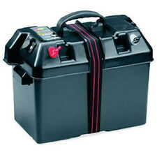 Boat Power Center Battery Box for 24 and 27 Series Batteries