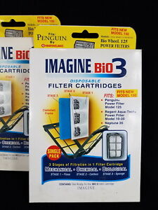IMAGINE BIO 3 Filter Cartridge 2 Pack