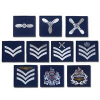 Official Royal Air Force Rank Slide All Ranks RAF SAC LAC Tech Aircrew Flight