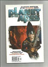 PLANET OF THE APES Tim Burton - Movie comicbook