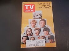 Robert Reed, The Brady Bunch - TV Guide Magazine 1970