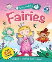 My First Creativity On the Go - Fairies by Fiona Munro | Paperback Book | 978178
