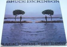 Bruce Dickinson - Back From The Edge CD EP / Single