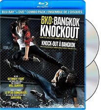 BKO BANGKOK KNOCKOUT  - WITH SLIPCOVER *NEW BLU-RAY + DVD*