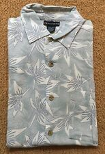 Vintage Knightsbridge Men's Button Up - Size Small - 100% Rayon