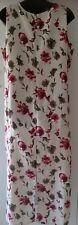 Ladies size 14 long floral dress BNWT Suzannegrae