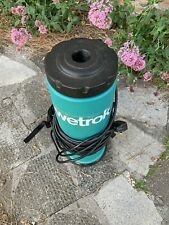 Wetrok Scuba Backpack Vacuum Cleaner