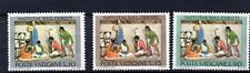 Vatican City (3532)  1962 Christmas set unmounted mint Sg397-9