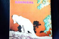 """Hannibal Hannibal 1970 B&C Prog Rock reissue 12"""" vinyl LP New + Sealed"""