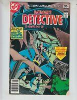 Detective 477 F+ (6.5) 5-6/78 Neal Adams artwork!