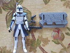 Star Wars Clone Wars Arc Trooper Battle Pack Captain Rex Hasbro