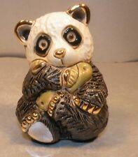 NEW Ceramic Panda Figurine, De Rosa Rinconada M02, Uruguay
