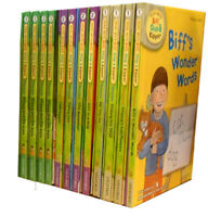 Oxford Reading Tree Read With Biff Chip Kipper Collection 24 Books Set Level 1-3
