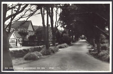 More details for angmering-on-sea, w. sussex. sea view avenue, east preston. 1950's real photo pc