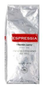 Espressia Habana Caffè,10 x 1000 g ganze Bohnen - STARK -