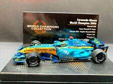 Minichamps - Fernando Alonso - Renault - R26 - 1:43 - 2005 - World Champion
