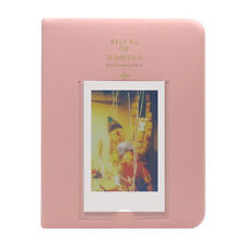 Fuji Instax Photo Album 64 Pockets Pink for Fujifilm Mini Film 7S 8 9 25 50S 90