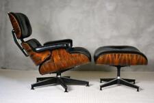 """Fauteuil """"lounge chair""""  de Eames édité par Herman Miller"""